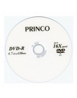 princo 4.7GB 16X DVD-R 10pcs