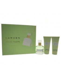 CARVEN L'EAU DE TOILETTE set