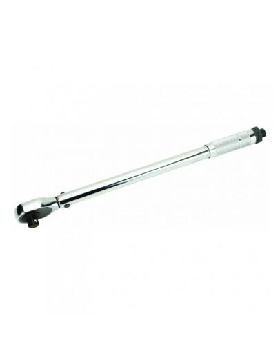 """1/4"""" Drive Click Stop Torque Wrench"""