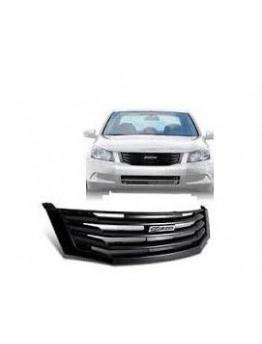 black honda accord mugen grill 2008-2010 أسود مطفي
