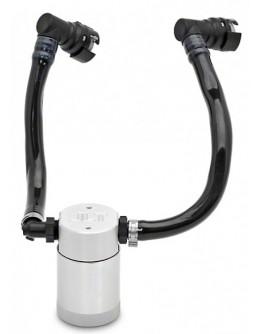 JLT Oil Separator (2011-14 Mustang GT/BOSS 302, Driver side)