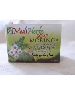 صابونة المورينجا