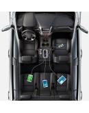 Power Drive 5-Port Car Charger Black - A2311H12