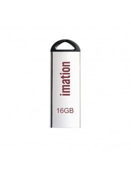 Imation 16GB Alfa Metal Flash Drive USB 2.0 - 2169