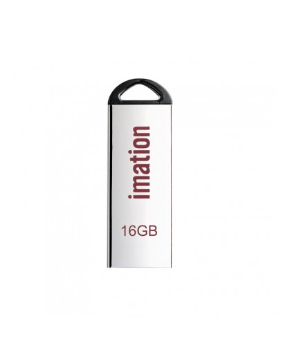 Imation 16GB Alfa Metal Flash Drive USB 2.0 - 2169