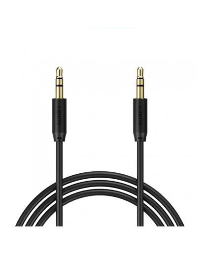 Audio Cable 3.5Mm Black 1.2 meter - 4810