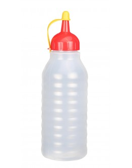 Decor Plastic Sauce Dispenser 500ml - 7787