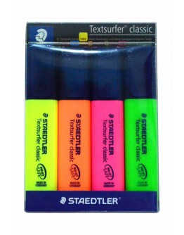 Stadetler Highligher Set of 4 colors - 4215