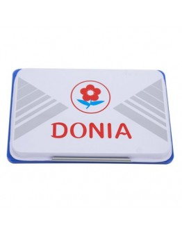 Donia Stamp Pad Blue 110 X 70 mm - 7622