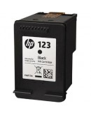 HP 123 BLACK, Inkjet Cartridge - 3172