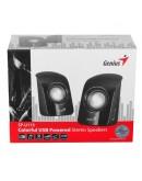 Genius SP-U115 Speaker (Black)