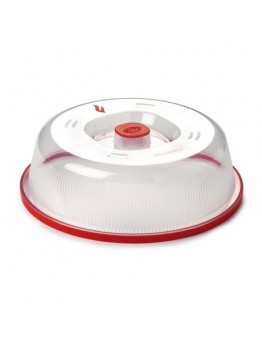 Snips Microwave Dish/Plate Cover - Food Splatter Guard/Cover/Shield - 0471
