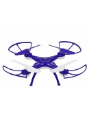 SR ENTERPRISES H010, Strong and Flexible Body, Quad-Copter 6-AXIS GYRO, 360 Degree