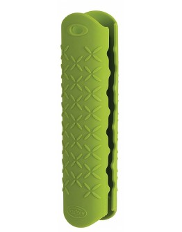 Trudeau Silicone Stay Cool Handle Grip, Green - 7126