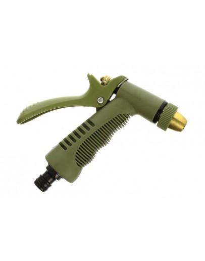 """""""WORTH Garden Adjustable Zinc Spray Pistol Nozzle """""""