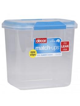 Décor Plastic Food Container 2.3L - 8430