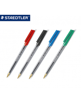 staedtler Stick 430 Soft - 4 colors - 9422