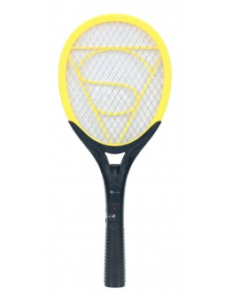 Rechargeable Electronic Mosquito Bat By DP , Black , LED-802