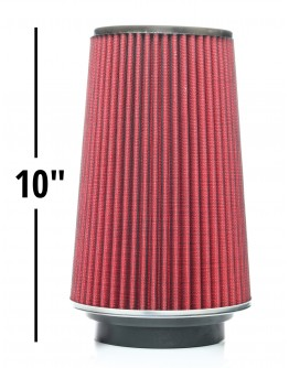 QMP high flow air filter