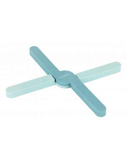 Alberto X Trivet Heat Resistent, Blue 19cm - 7909