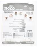 Ingco 6 Pcs Screwdriver Set - HKSD0628