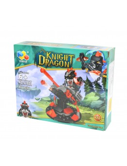 Kight Dragon contains 83 psc/prz