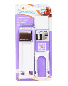 Dreambaby Microwave & Oven Lock - 1071