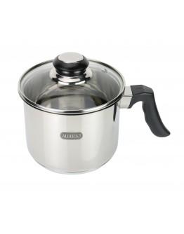 Alberto Stainless Steel Sauce Pot 1.6L - 9876