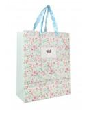 DIVINA FLOWER LARGE BAG 23x18x10cm