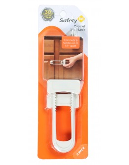 Safety 1st Cabinet Side Lock 2pac - 0023