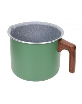 Alberto non-stick milk pan coated 14x12.50cm - 4683