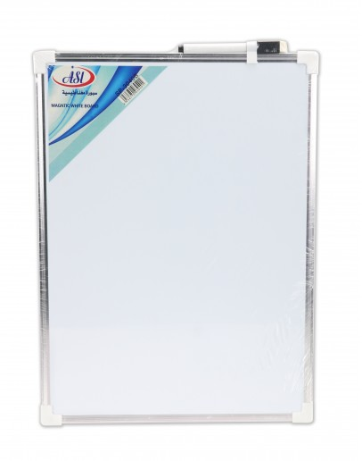 White Magnetic board 30*40cm Model SP-3040B