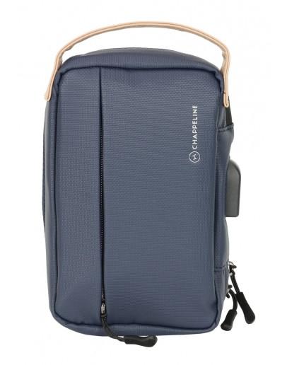 CHAPPELINE COZY STORAGE BAG, WITH A USB PLUG.