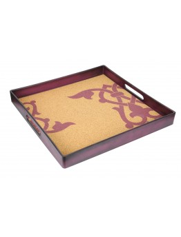 Rectangular Serving Tray 35x35x3.50 - 0654