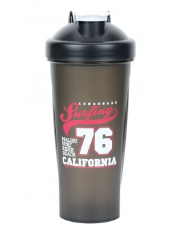 Shaker Bottle, Black