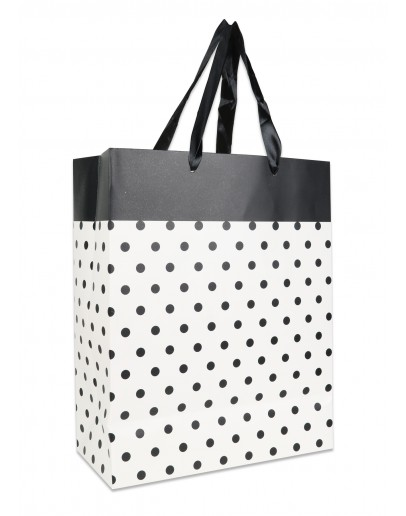 Divina Small Dotted bag 18x10x23cm
