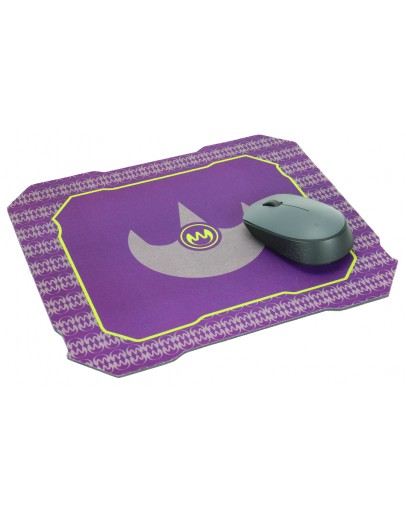 Microdigit Mouse Pad 28x25cm MR666MP - 6661