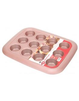 Betty crokers Durable non stick mini 12 cup muffin pan 29x23x3cm - 0257