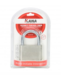 Kana Security Padlock 70mm KA-6120