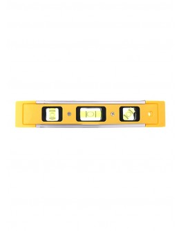 Lawazim Mini Measuring Level Yellow/Black 30 centimeter - 0026