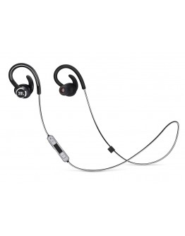 JBL Reflect Contour 2, Bluetooth Wireless In-Ear Headphone, Sweatproof, Black - 3596