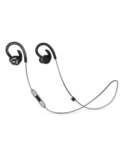 JBL Reflect Contour 2, Bluetooth Wireless In-Ear Headphone, Sweatproof, Black - 3596