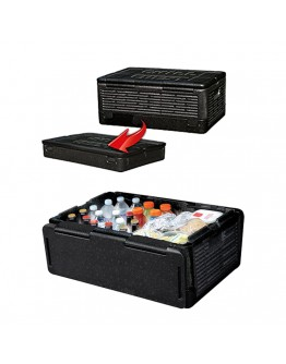 Chill Chest Cooler – 60 Cans, Collapsible, Insulated, Lightweight, Portable, Waterproof