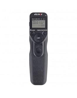 """""""Viltrox MC-C1 LCD Timer Remote Shutter Release Control Cable Cord for Canon 1500D 1300D 760D 800D 600D 77D 80D 200D M5 M6 EOS R """""""