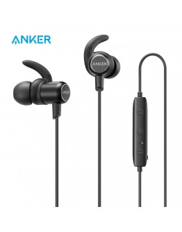 Anker SoundBuds Slim Earphone Black - 6488