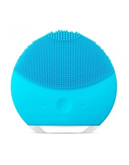 Forever Lina Mini Facial Cleansing Brush Blue