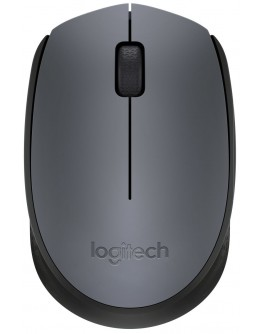 Logitech M170 Wireless Mouse – For Computer and Laptop Use, USB Receiver, Gray - 62887