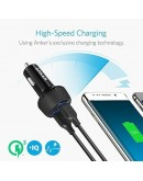 Anker PowerDrive Speed 2 39W Ultra-Compact Car Charger with Quick Charge 3.0 - 5621