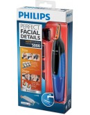 Philips NT5175 Norelco Nose trimmer 5100 Facial Hair Precision Trimmer for Men