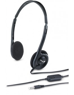 Genius Lightweight PC Headset HS-M200C